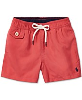 22435786da3e9 Polo Ralph Lauren Baby Boys Traveler Twill Swim Trunks. Quickview. 4 colors