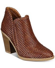Esprit Kelsie Block-Heel Ankle Booties