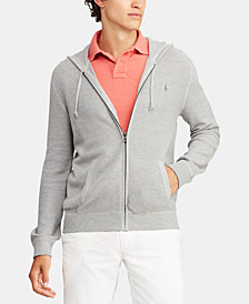 Polo Ralph Lauren Men's Full-Zip Cotton Sweater