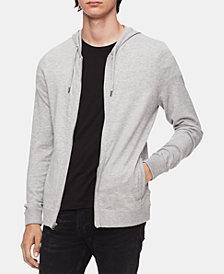 Calvin Klein Men's Full-Zip Hoodie
