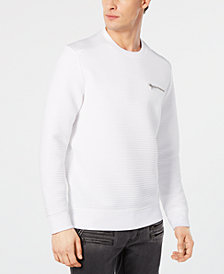 I.N.C. Men's Long-Sleeve Zip-Pocket T-Shirt, Created for Macy's