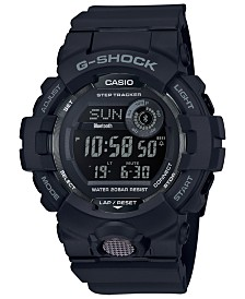 G-Shock Men's Digital Black Resin Strap Watch 48.6mm