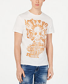 Buffalo David Bitton Men's Tyvakz Graphic T-Shirt