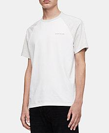 Calvin Klein Jeans Men's Raglan Ringer T-Shirt