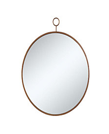 Lena Round Mirror