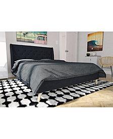 Novogratz Her Majesty Bed
