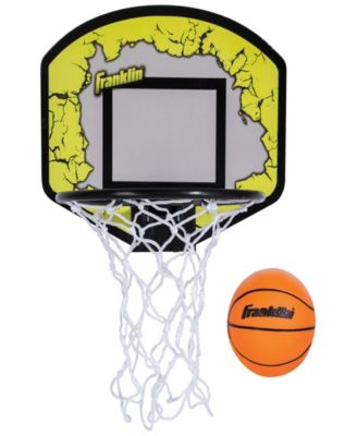 Franklin Sports Go - Pro Basketball Hoop Set