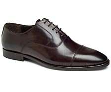 Depp Cap-Toe Oxford