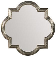 Vincent German Silver Mirror