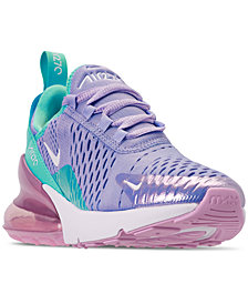 Nike Girls' Air Max 270 Unicorn Casual Sneakers from Finish Line