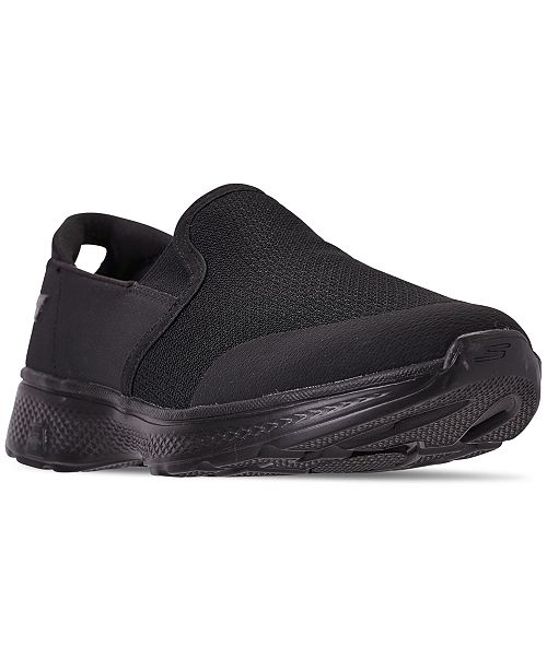 22a0dbec2d3f ... Skechers Men s GOwalk 4 - Contain Walking Sneakers from Finish ...