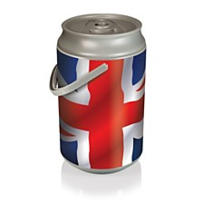 Oniva™ by Picnic Time Mega Union Jack Design Can Cooler