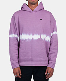 Neff Men's Faded-Wash Hoodie