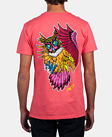Neff Men's Owl Graphic T-Shirt