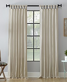 Washed Cotton Twist Tab Curtain Panel Collection