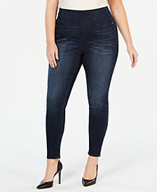 Seven7 Jeans Plus Size Jeggings