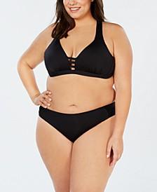 Plus Size Bikini Top & Hipster Bottoms