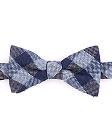 Tommy Hilfiger Men's Plaid Bow Tie