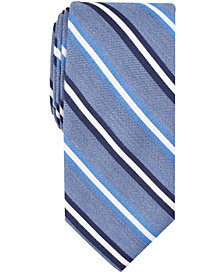 Nautica Men's Baylor Slim Stripe Tie