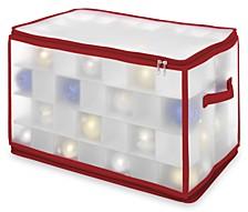 Large Ornament Zip Cube