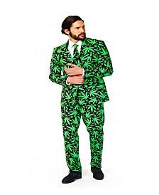 OppoSuits Men's Cannaboss Plant Suit