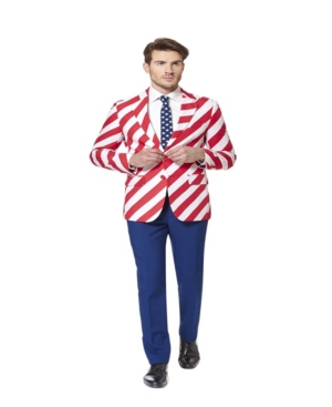 1920s Mens Suits | Gatsby, Gangster, Peaky Blinders OppoSuits United Stripes Mens Suit $99.99 AT vintagedancer.com