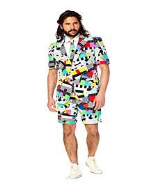 Men's Summer Testival Retro Suit