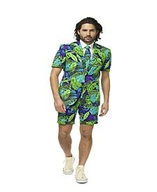 OppoSuits Men's Summer Juicy Jungle Plant Suit