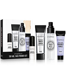 Smashbox 4-Pc. Try-Me: Face Primer Set, A $45 Value!