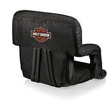 Picnic Time Harley-Davidson Ventura Portable Reclining Stadium Seat