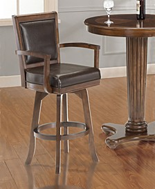 Ambassador Swivel Counter Stool