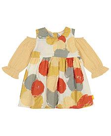Masala Baby Organic Cotton Baby Girl's Layla Dress Pointe