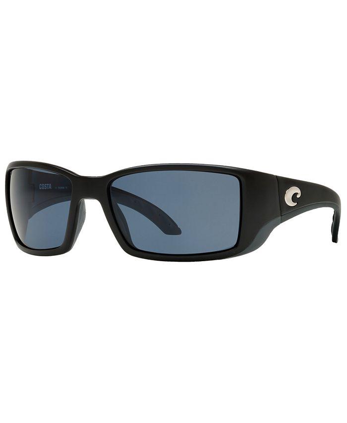 Costa Del Mar - Polarized Sunglasses, BLACKFIN POLARIZED 60P