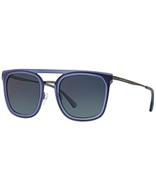 Polarized Sunglasses, EA2062 54