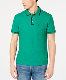 Original Penguin Men's Slim-Fit Earl Polo