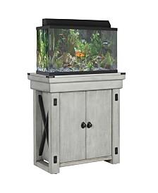 Ameriwood Home Broadmore 20 Gallon Aquarium Stand