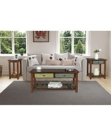 Ameriwood Home Duchess End Table