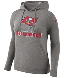 Nike Women's Tampa Bay Buccaneers Club Pullover Hoodie