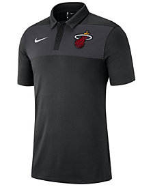 Nike Men's Miami Heat Statement Polo