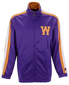 G-III Sports Men's Washington Huskies Challenger Full-Zip Track Jacket