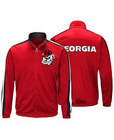 G-III Sports Men's Georgia Bulldogs Challenger Full-Zip Track Jacket