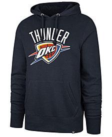 '47 Brand Men's Oklahoma City Thunder Headline Imprint Hoodie