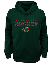Outerstuff Minnesota Wild Extreme Hoodie, Big Boys (8-20)