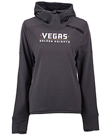 Majestic Women's Vegas Golden Knights Authentic Pro Rinkside Hoodie
