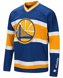 G-III Sports Men's Golden State Warriors MVP Hockey Jersey