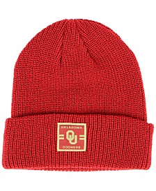 Top of the World Oklahoma Sooners Incline Cuffed Knit Hat