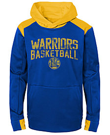 Outerstuff Golden State Warriors Off The Court Hoodie, Big Boys (8-20)