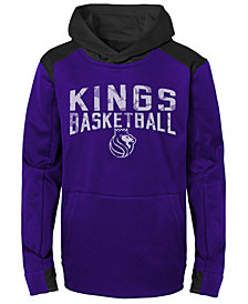 Outerstuff Sacramento Kings Off The Court Hoodie, Big Boys (8-20)