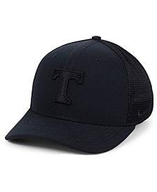 Nike Tennessee Volunteers Aerobill Black Swoosh Cap
