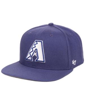 '47 Brand Arizona Diamondbacks Autumn Snapback Cap Men Activewear - Sports Fan Shop By Lids (new)